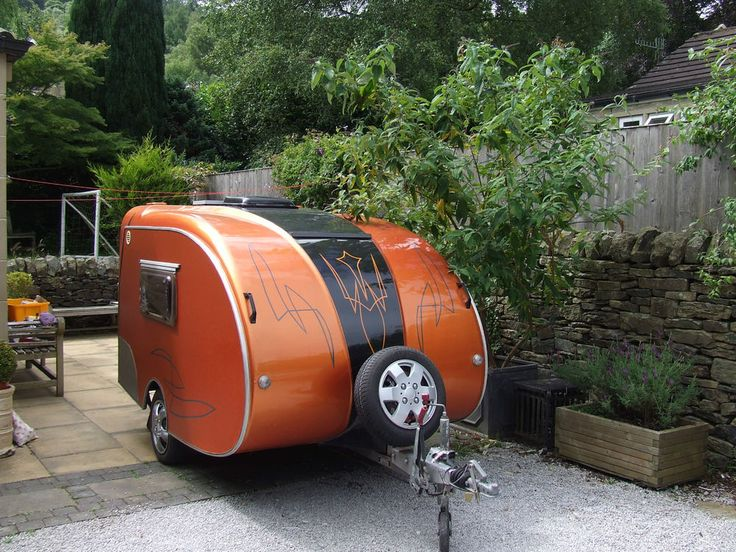 1000 Images About Teardrop Trailers On Pinterest Diy