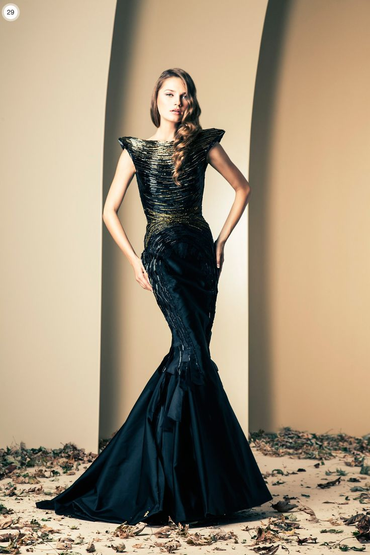 Ziad Nekad Haute Couture Fall-Winter 2013-2014 http://creativelymindful.blogspot.com/