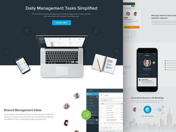 Evercondo - Management Page