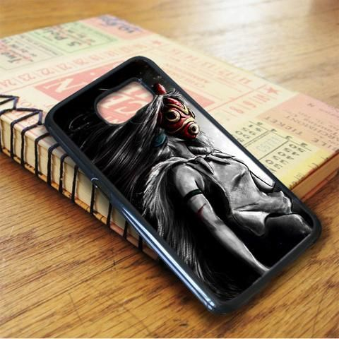 Princess Mononoke Art Samsung Galaxy S6 Case