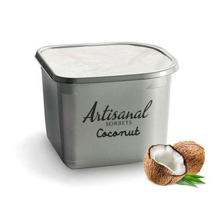 Coconut Sorbet 2.5L