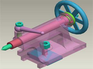 www.cadoutsourcingservices.com - Expertise in mechanical cad design, 2D CAD drafting and 3D CAD modeling services.