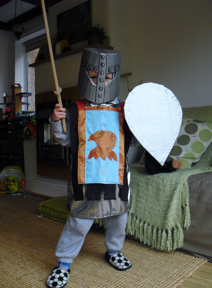 Playmobil Falcon Knight Homemade costume for my 4 yr old son! I made the outfit & 33 best halloween ideas images on Pinterest | Halloween ideas ...