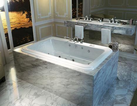 Drop In Bathtubs – How To Design Your Bathtub Mount