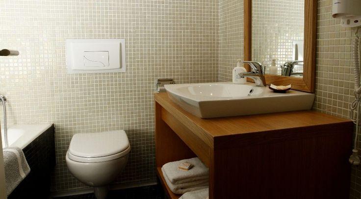 Platanias villa rental - bathroom