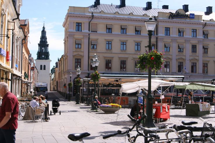 Stroll down memory lane - Linkoping, Sweden