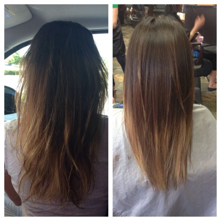 Brazilian Blowout Before And After My Style Pinterest