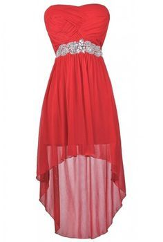 1000+ ideas about Red Bridesmaid Dresses on Pinterest   Red ...