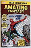 #3: Amazing Fantasy #1 Comic Book TRUE BELIEVERS 2017 version  Marvel Comics 2017  UNCIRCULATED FIRST 2017 Printiing  Graded 9.8 By ME the Seller  Reprints Original 1962 Amazing Fantasy #15 by STAN LEE and STEVE DITKO
