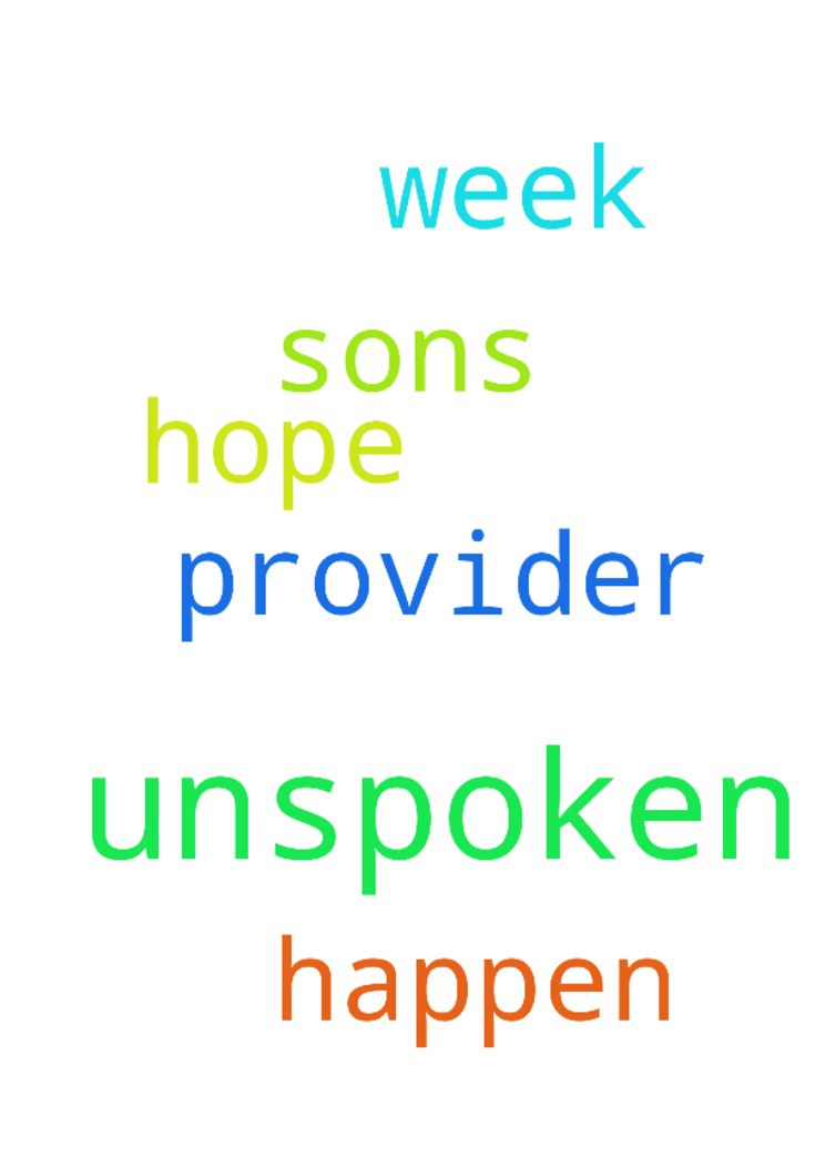 Please pray for a UNSPOKEN REQUEST . Thank you . I - Please pray for a UNSPOKEN REQUEST . Thank you . I hope that t can happen this week. in LORD i need it in your sons name we ask as you are the provider amen  Posted at: https://prayerrequest.com/t/nXP #pray #prayer #request #prayerrequest