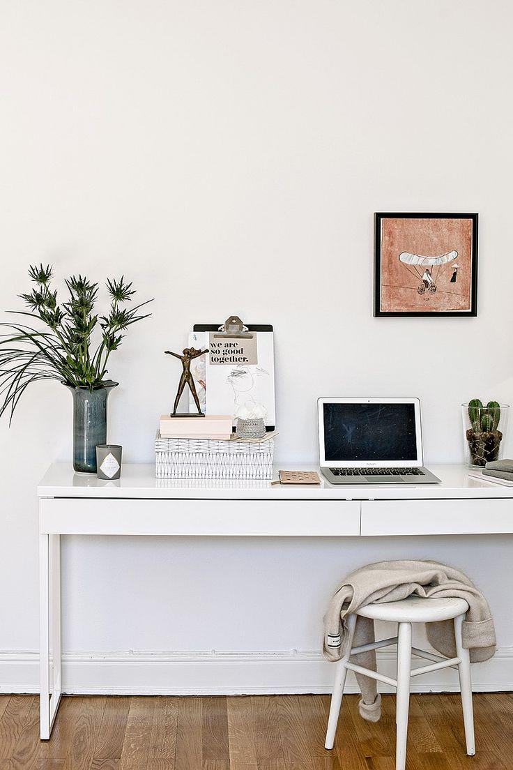 Ikea 'Besta/Burs' desk