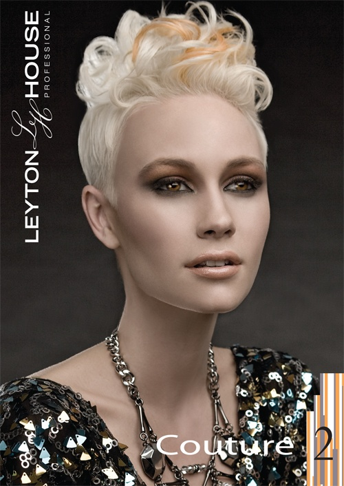 Summer Blondes with Leyton House Professional and Couture Silk