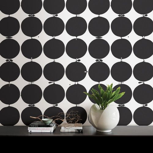 Wall Vision 33 X 209 Tallyho Geometric Wallpaper PrintsGeometric WallpaperHome WallpaperWallpaper SamplesBlack And White