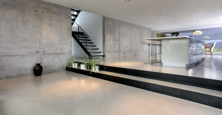 PANDOMO® by ARDEX is a modern surfacing system that provides total architectural design freedom.