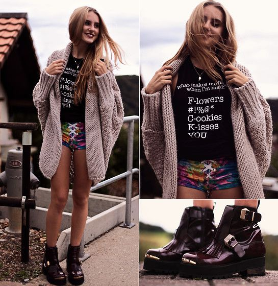 To Be Announced Felony, Jawbreaking Tank, Tunnel Vision Bad Vibces, Cannery Row Vintage Cardigan