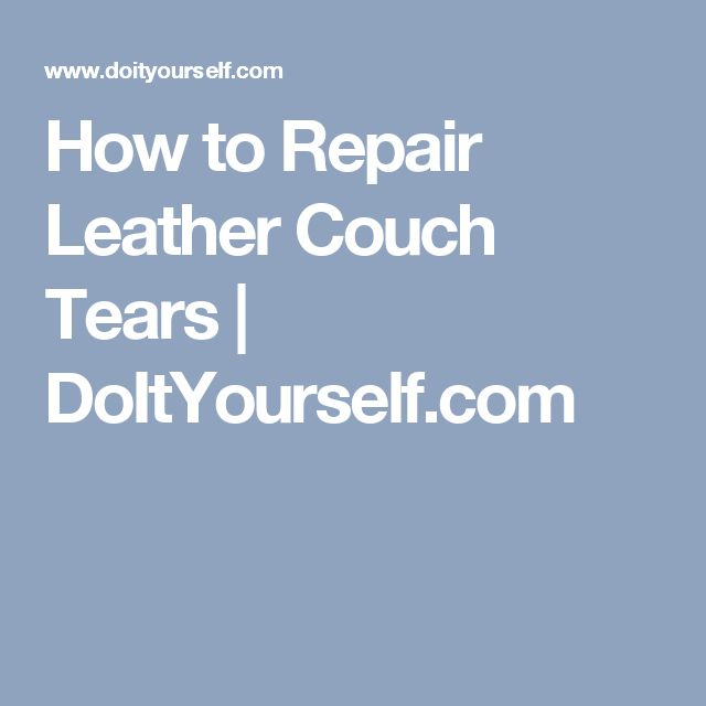 How To Repair Peeling Faux Leather Furniture Small House Interior