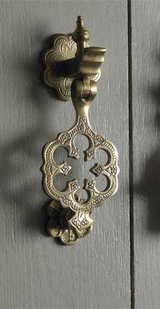 Moroccan door knockers