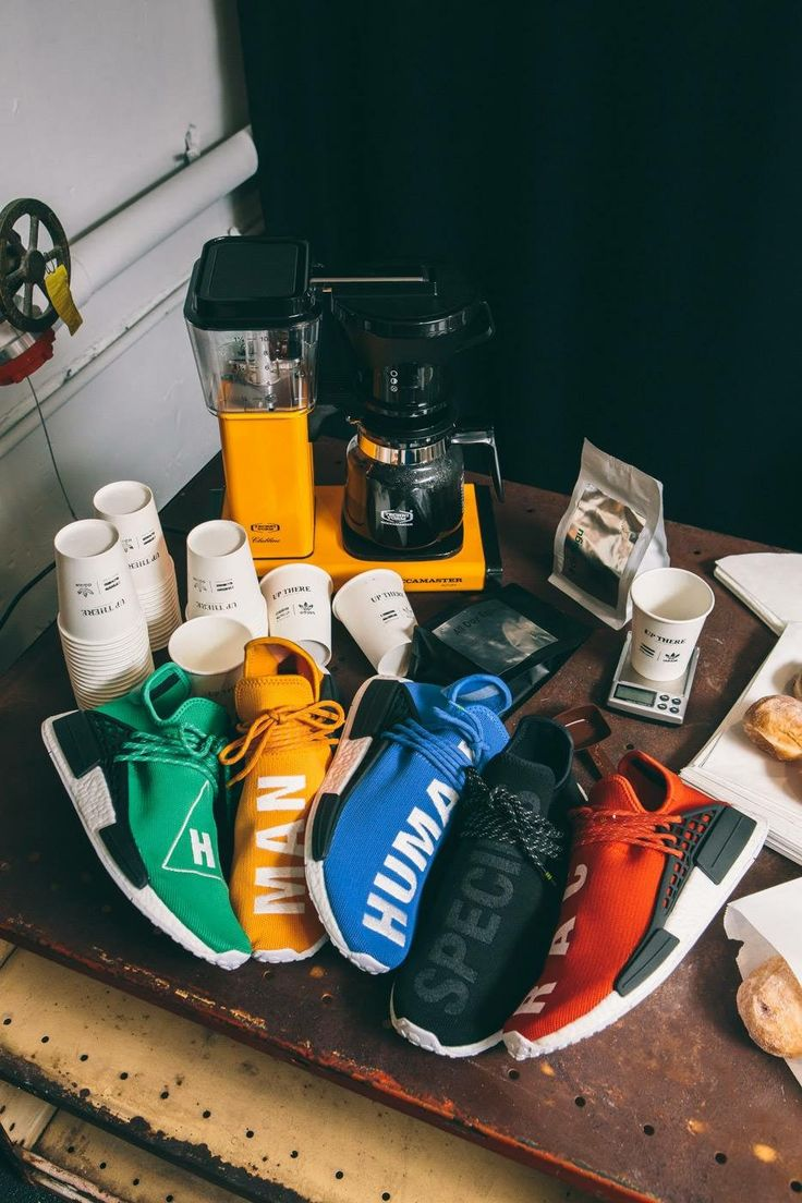 Pharrell Williams x adidas Originals NMD Human Race