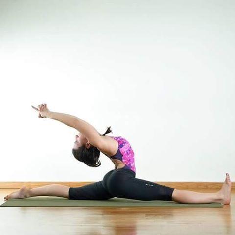 #hanumanasa #backbend #yoga #split #heartopener #yogaathens #yogagreece #yogaeverydamnday #yogalove #erasmiadimoula #yogasmia
