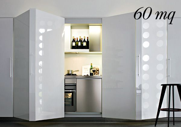 Soluzioni da 25 a 60 mq - Living Corriere