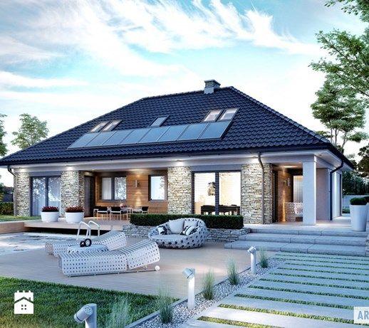 Projekt domu Magnus II G2 – styl, komfort, relaks