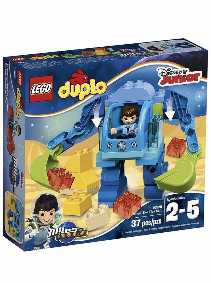 Details about Lego Duplo 10825 Miles' ExoFlex Suit