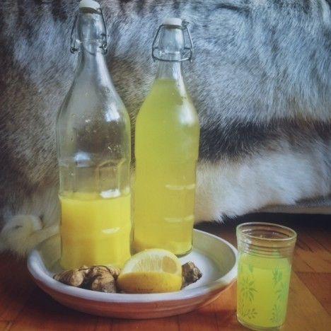 56 Fermented & Probiotic Drinks {beyond kombucha & kefir} | I have one…