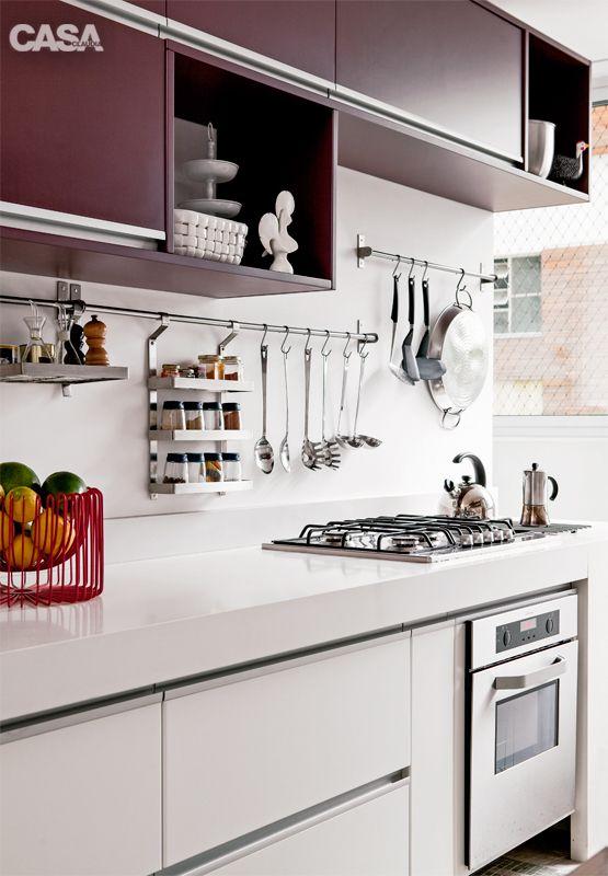 Três cozinhas encantadoras que celebram o prazer de comer e beber - Casa
