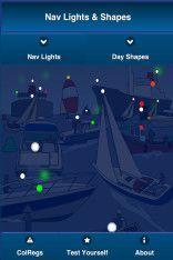 Nautical Navigation Lights & Shapes