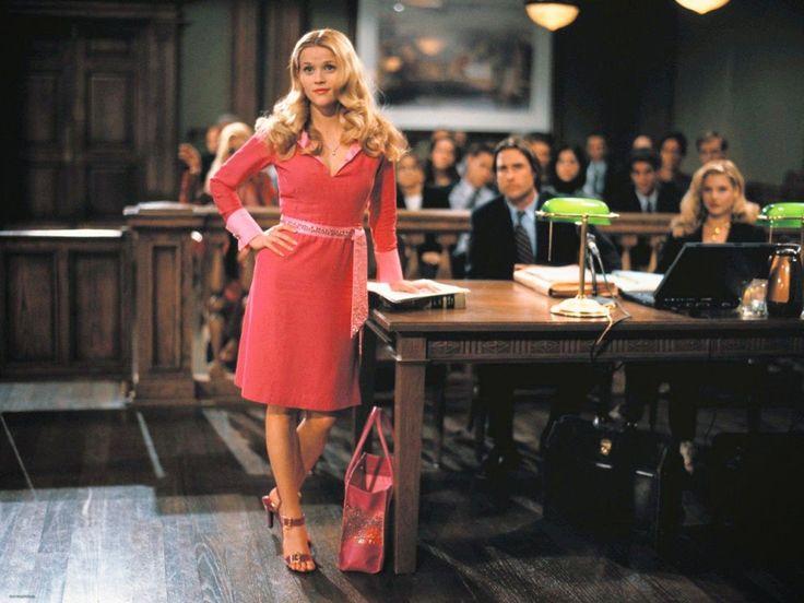 Elle Woods         Reese Witherspoon       La rivincita delle bionde (Legally Blonde) di Robert Luketic 2001 2