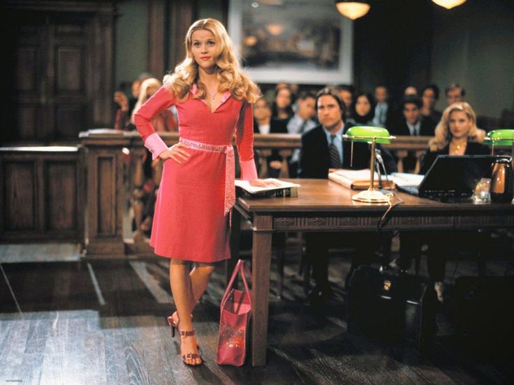 Elle Woods         Reese Witherspoon       La rivincita delle bionde (Legally Blonde) di Robert Luketic 2001 2