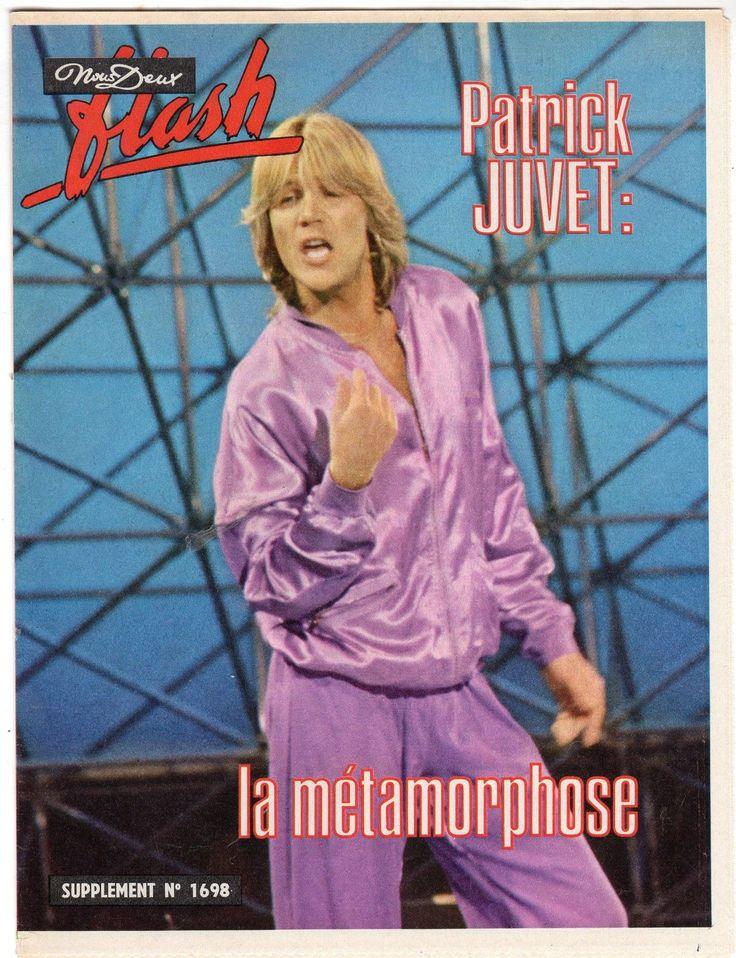 Nous Deux Flash Patrick Juvet Annee 1980  N° 1698 • EUR 7,00