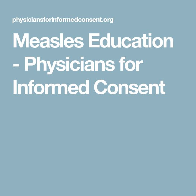 The  Best Informed Consent Ideas On   Flu Shot