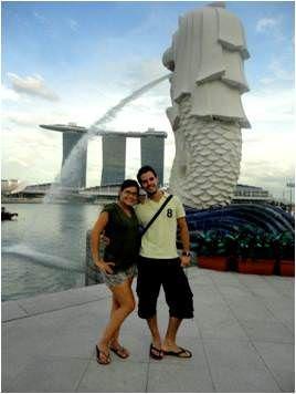 turismo en Singapur-Marina sands Bay views