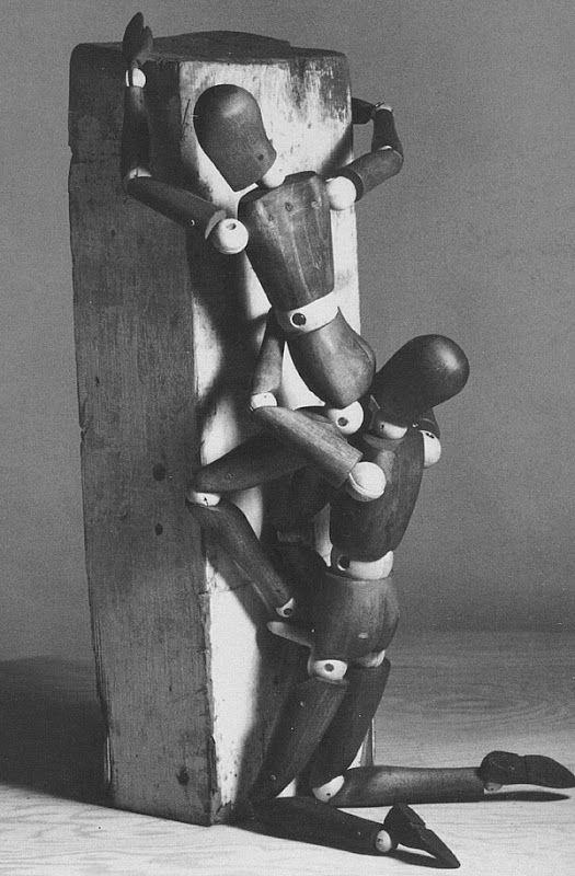 Man Ray - Photography - Surrealism - 1947