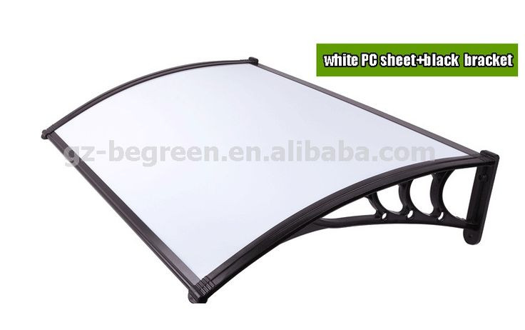 412.00$  Buy now - http://aliv8s.worldwells.pw/go.php?t=32518023095 - YP100360-ALU 100x360cm 39x140in a Easy DIY assembly  steel frame canopy with used aluminum awnings for sale ,door awning