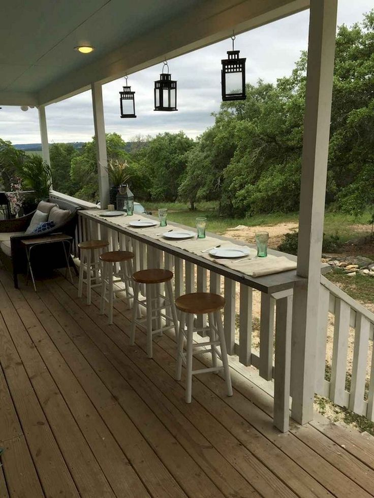 50+ Awesome Deck Railing Ideas for Your Home – Julia Wntr