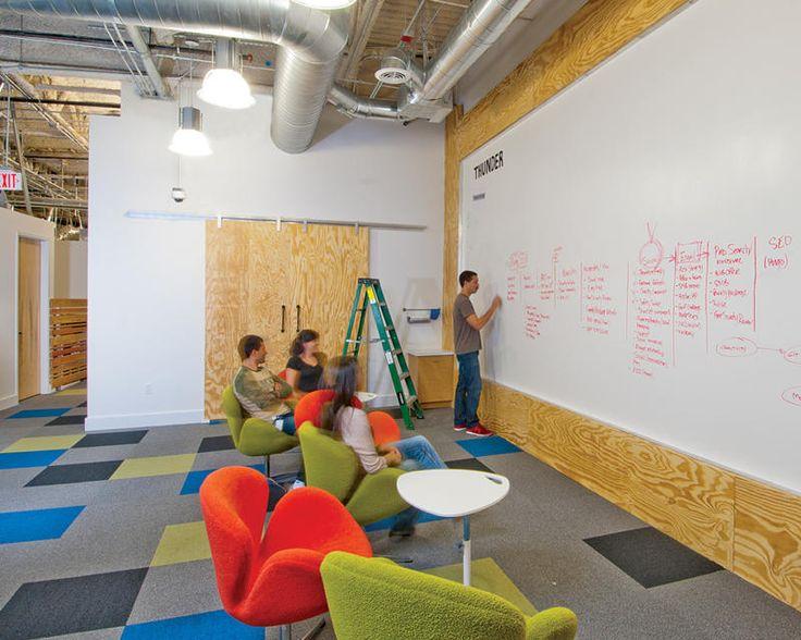 Comment aménager et décorer un espace de brainstorming dans les bureaux ?