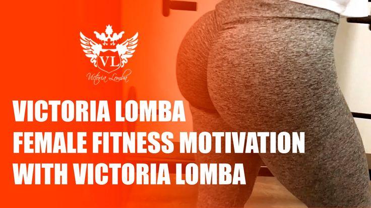 Model Victoria Lomba // FEMALE FITNESS MOTIVATION https://cstu.io/bbfa38