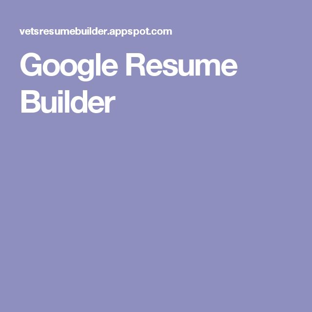 8 best CMCI Resume Documents images on Pinterest Google docs - google docs resume builder