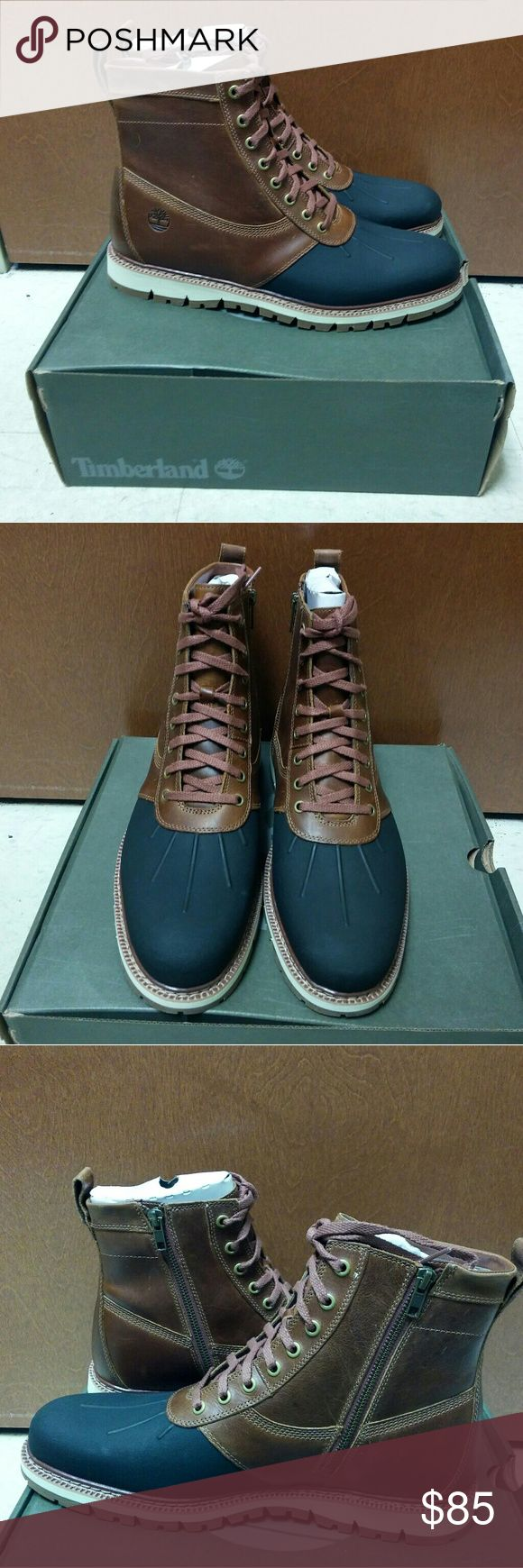 New Timberland Boots 12M Timberland TBOA1JT9 boots. New in box Timberland Shoes Boots