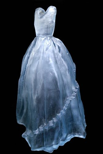 MIELLE RIGGIE - Wishful 2012, kiln formed glass, 17 x 13 x 12 inches by winston_wachter, via Flickr