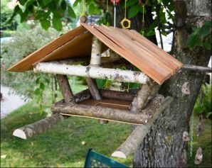 best 25+ vogelhaus selber machen ideas on pinterest   selber, Garten ideen gestaltung