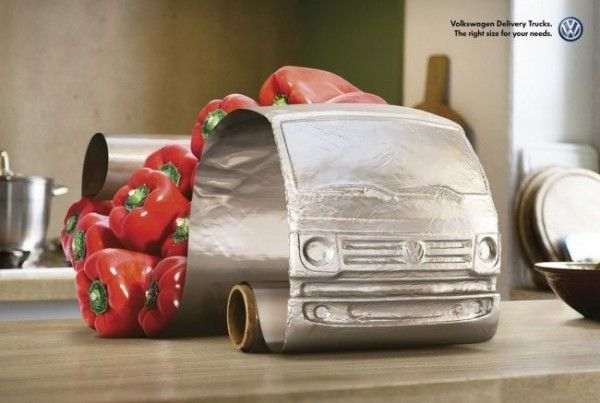 Les plus créatives publicités imprimées pour 2013