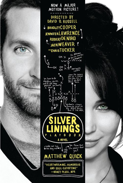 Silver Linings Playbook | Matthew Quick talks 'Silver Linings' and suicide in