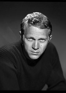 STEVE MCQUEEN CLASSIC MOVIE STARS POSTER PRINTER PHOTO ART (3)