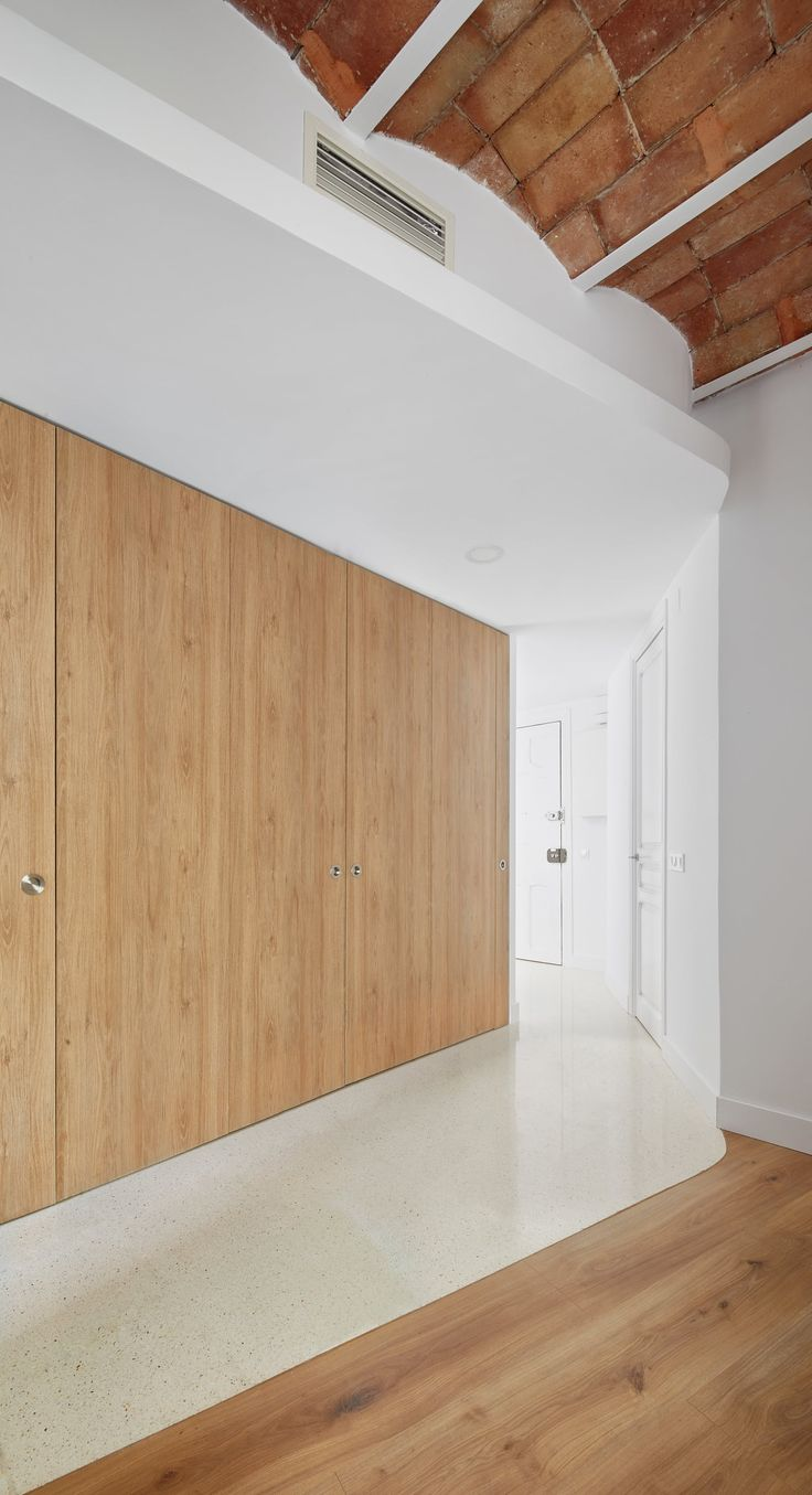 Allaround Lab, José Hevia · Refurbishment of an apartment in Barcelona