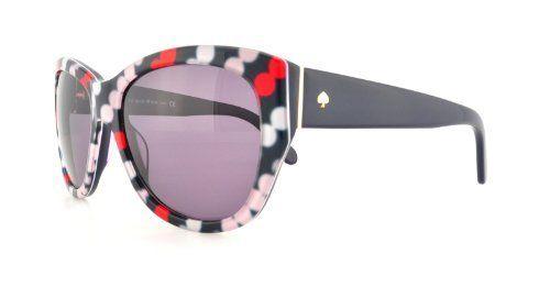 Kate Spade KIA/S Sunglasses Diagonal Dots
