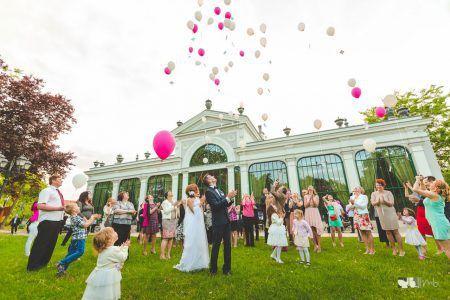 Pálmaház Esküvői helyszín