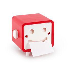 Soporte de papel WC Android plástico